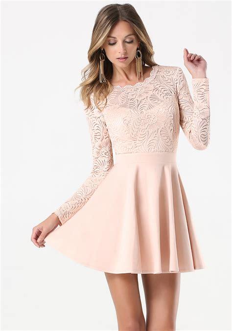 Banister Netting Swing Dress Cheap Popular Lace Prom Dress Buy Cheap Lace