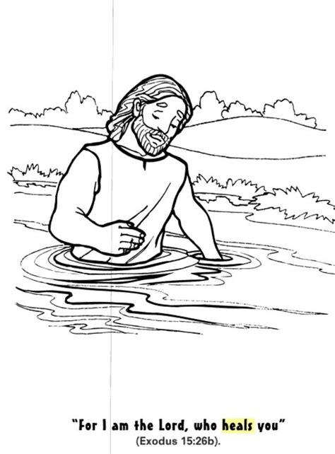 free bible coloring pages naaman god heals naaman coloring page sunday school