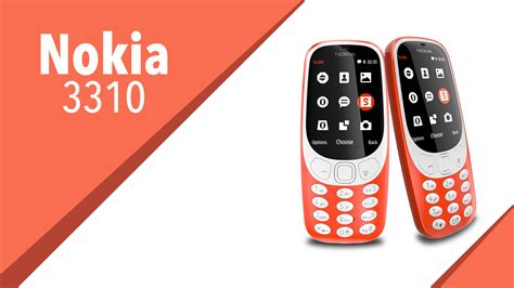 Nokia 3310 Second nokia 3310 is back check out its top 12 features