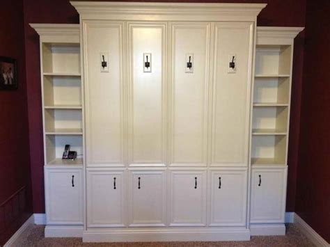 murphy bed cabinet bloombety full size murphy bed with white cabinet bed full size murphy bed