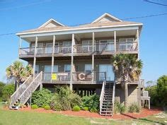 surf city cottages 1000 images about homes in surf city nc on