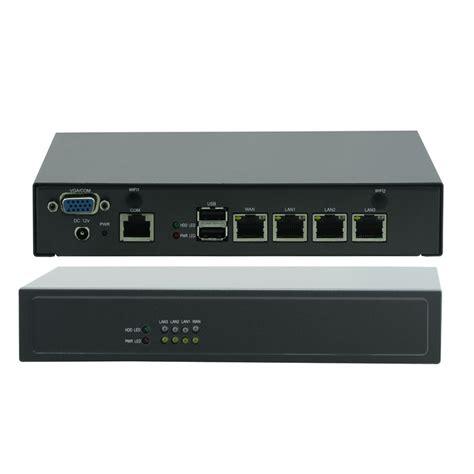 Pfsense Mini Pc Industrial Firewall Routers Utm I3 4010u mini pc industrial celeron j1900 network security desktop wan firewall multi