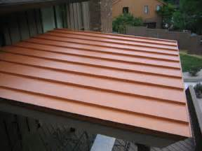 deer park roofing metal patio roof cincinnati and