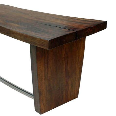 mango wood desk chair hand made a mango wood and steel desk by dorset custom