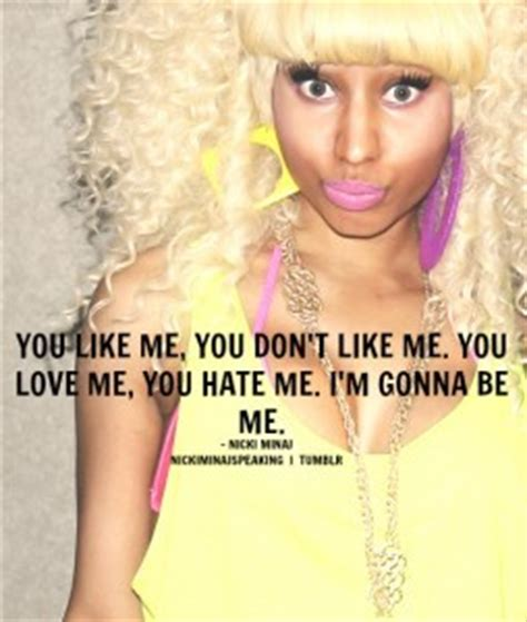 Nicki Minaj Birthday Quotes Nicki Minaj Birthday Quotes Quotesgram