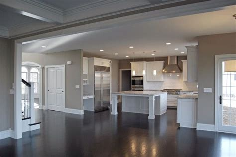 Gray Kitchen Walls With White Cabinets White Kitchen Cabinets Light Grey Walls Quicua
