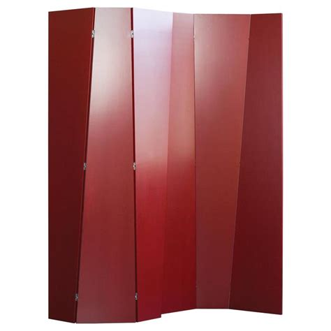 Tri Fold Room Divider Screens Handmade Tri Fold Opaque Lacquer Folding Screen Room Divider For Sale At 1stdibs