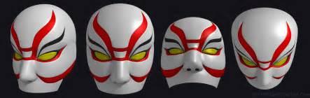 Villain Mask Template by Big 6 Villain Mask By Jtm1997 On Deviantart