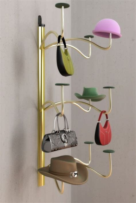 Hat Rack Wall by Hat Rack Daryl
