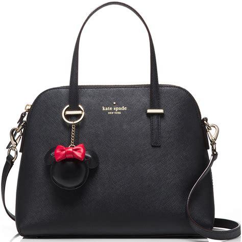 Kate Spade Minnie Mouse Bow Mini Bag kate spade for minnie mouse maise bag collection bragmybag
