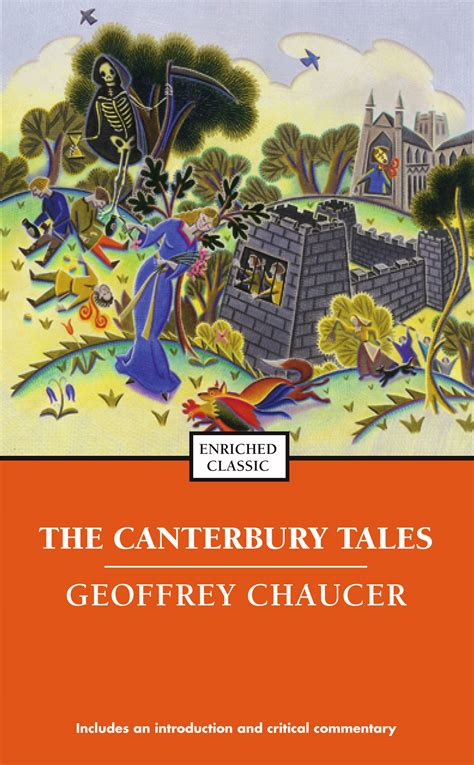 the canterbury tales annotated books canterbury tales book by geoffrey chaucer official