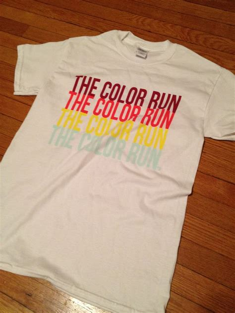 color run shirts 93 best images about color run school fundraiser on