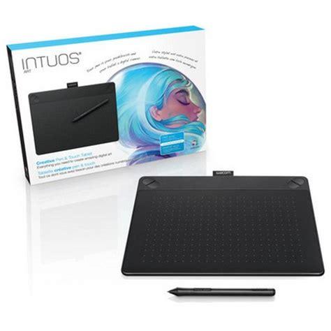Tablet Wacom Intuos Pt Medium Cth 690 wacom intuos bk pt m cth 690ak n grafik tablet