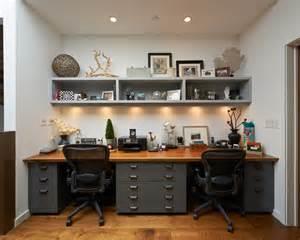 30 home office para inspirar seu escrit 243 rio em casa home office for two contemporary home office