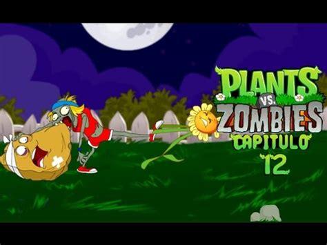 imagenes zombies animados plantas vs zombies animado 12 parodia jehu llerena youtube