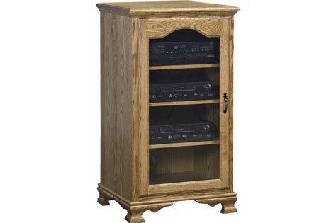 Amish Kitchen Islands Heritage Stereo Cabinet Amish Furniture Store Mankato Mn