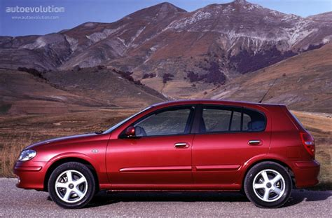 nissan almera 2002 nissan almera pulsar 5 doors specs 2000 2001 2002