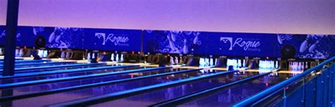 An Instyle Project by Instyle In Lighting Digest Rogue Bowling Leisure Centre
