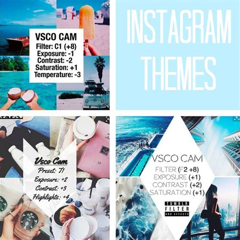 cute themes for instagram here are some awesome instagram themes these look sick in