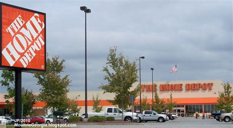 photo of the home depot home depot lake park ga phone number