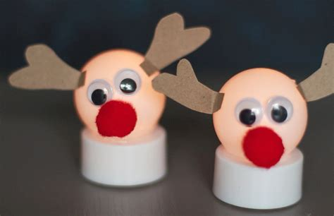 pbs crafts tea light reindeer crafts for pbs parents pbs