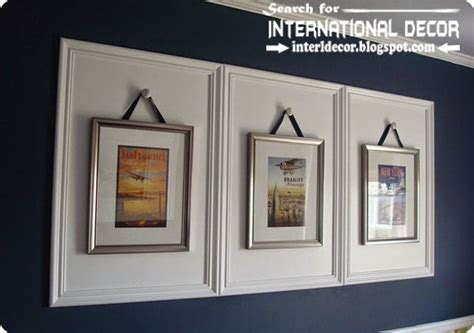 wall decor molding decorative wall molding or wall moulding designs ideas