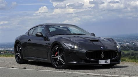 maserati granturismo 2014 wallpaper 2014 maserati granturismo mc stradale hd wallpaper