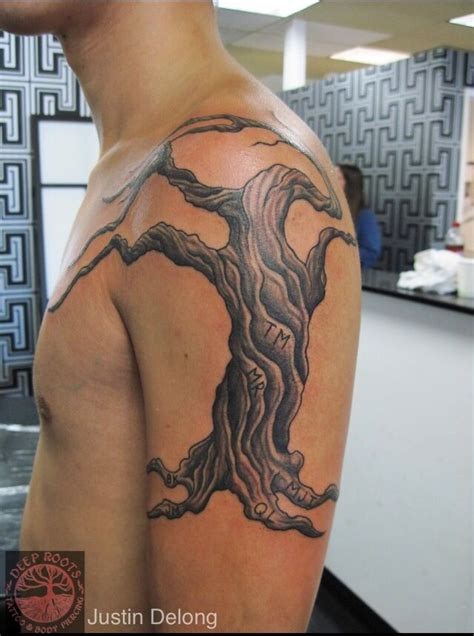 deep roots tattoo 24 best tattoos alderwood roots images on