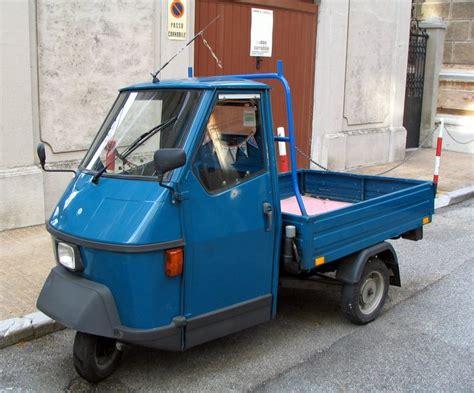 Piaggio Ape Truk Plus tiny trucks rod forum hotrodders bulletin