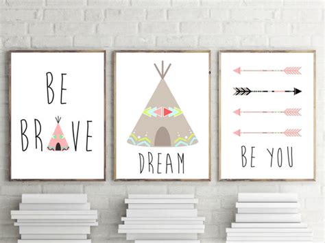 Posters For Bedroom Walls India Set Of 3 Nursery Prints Bedroom Wall Nursery