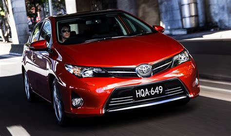 about toyota cars 2013 toyota corolla review caradvice