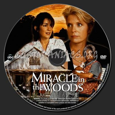 Miracle In The Woods For Free Miracle In The Woods Dvd Label Dvd Covers Labels By Customaniacs Id 80463 Free