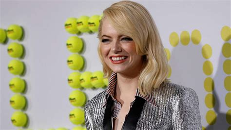 emma stone battle of the sexes from hating exercise to getting addicted emma stone s