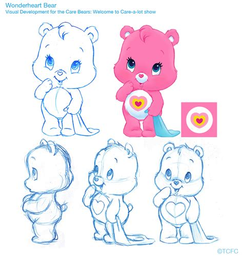 care bears drawings