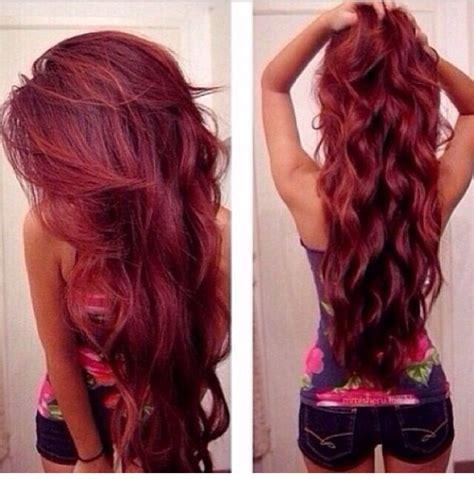 cola cola hair color the 25 best cherry coke hair ideas on pinterest dark