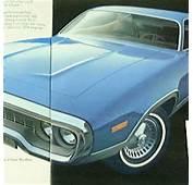 1972 Plymouth Satellite  Post MCG Social