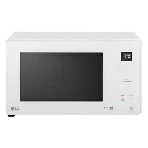 Microwave Lg Neochef lg electronics neochef 1 5 cu ft countertop microwave in white lmc1575sw the home depot
