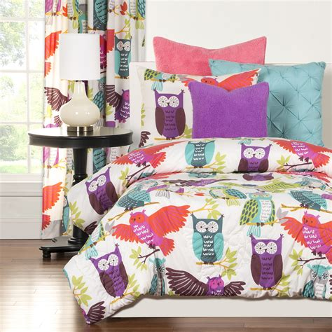 crayola bedding owl always love you by crayola bedding beddingsuperstore com