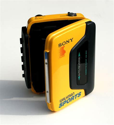 sony walkman cassette walkman