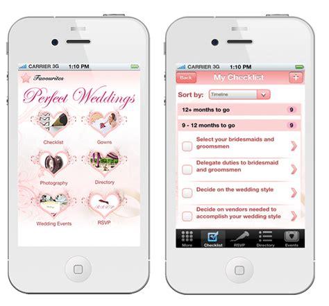 Wedding Checklist Uk App by Wedding App Gallery Wedding Dress Decoration And Refrence