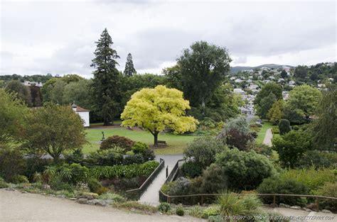 Dunedin Botanic Gardens Dunedin Mile Steppin