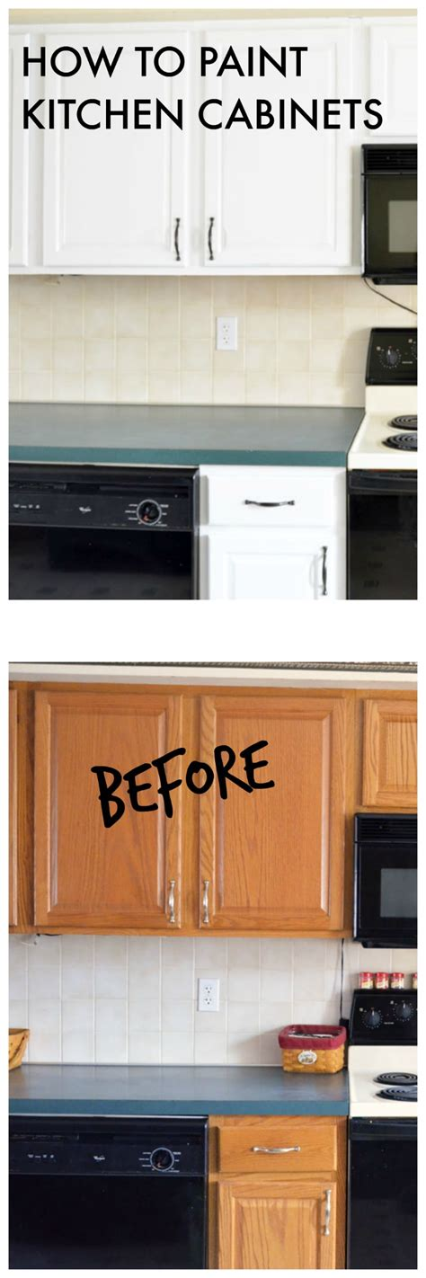 How Not To Paint Kitchen Painting Kitchen Cabinets Create And Babble