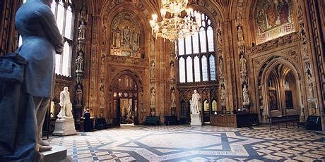 Octagon Houses central lobby uk parliament