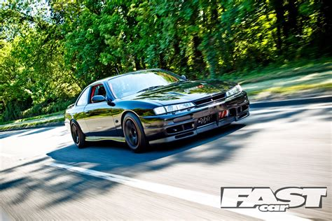 nissan fast car modified nissan 200sx s14a fast car