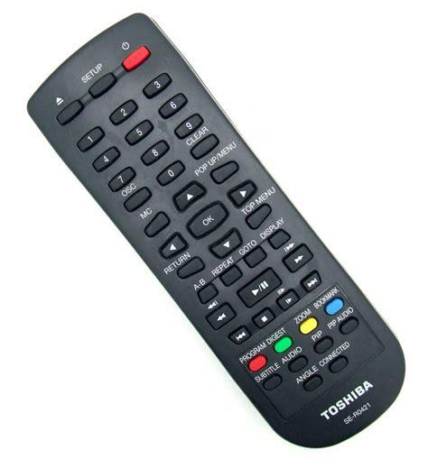 Remote Tv Toshiba Original original toshiba remote se r0421 f 252 r bdx2300