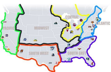 Mba Divisions by Opinions On Midwest Division Nba