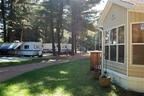 Minocqua Wi Cabin Rentals by Madeline Lake Resort And Rv Park In Woodruff Wisconsin