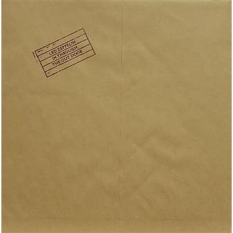 Led Zeppelin In Through The Out Door by Led Zeppelin In Through The Out Door Deluxe Edition 2cd