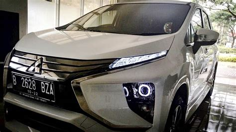 Lu Led Mobil Xpander Modifikasi Lu Mitsubishi Xpander Jadi Drl Ala Lexus Begini