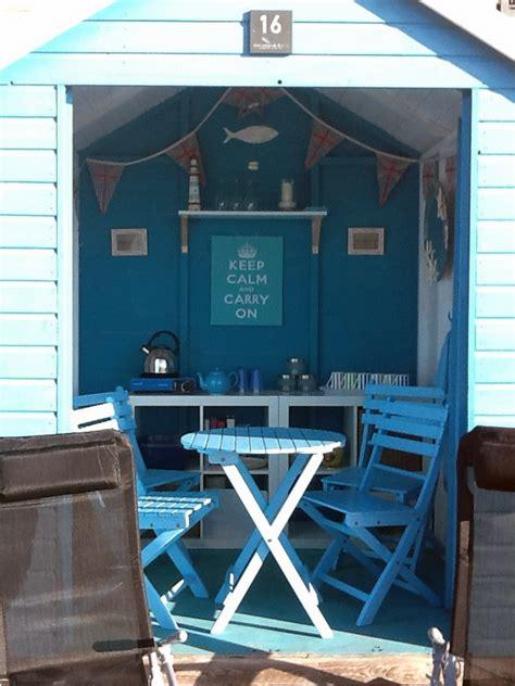 images  beach hut interiors  pinterest